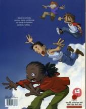Verso de Les enfants d'ailleurs -1- Le passage