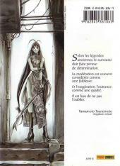 Verso de Enfer & Paradis -1- Tome 1