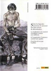 Verso de Enfer & Paradis -4- Tome 4