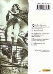 Verso de Enfer & Paradis -5- Tome 5