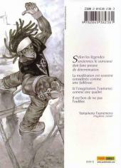 Verso de Enfer & Paradis -8- Tome 8