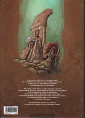 Verso de Les fléaux d'Enharma -1- Le Terreau des braves