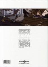 Verso de L'envolée sauvage -1TL- La Dame blanche