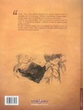 Verso de L'envolée sauvage -1- La Dame Blanche