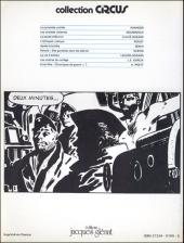 Verso de Ernie Pike -2- Chroniques de guerre 2