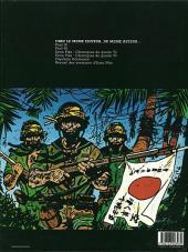Verso de Ernie Pike -INT- Version intégrales des Chroniques de guerre