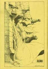 Verso de La esmeralda -HS1- Interdite