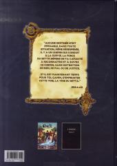 Verso de Ether -1- La voie du Setta - première partie