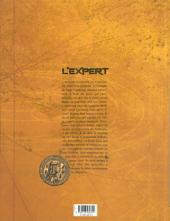 Verso de L'expert -1- Le triomphe de Saint Waldemar