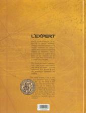Verso de L'expert -2- L'étole du chaman