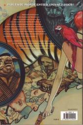Verso de Fables (avec couverture souple) -2a- La ferme des animaux