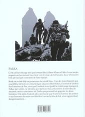 Verso de Falka -3- Le Grand secret
