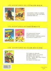 Verso de Fantômette (Les aventures de) -2- Fantomette livre bataille