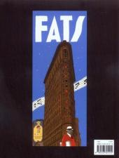 Verso de Fats Waller -2- Chocolat amer