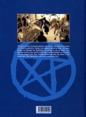 Verso de Les fées noires -2- La tombe Issoire