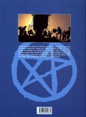 Verso de Les fées noires -3- Notre-Dame de dessous la terre