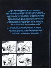 Verso de Félix le chat (Intégrales) -INT2- 1923-1924