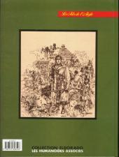 Verso de Les fils de l'aigle -5- Le camp de Boulogne