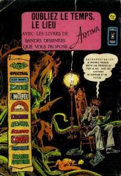 Verso de Le fils de Satan -10- Fantasmes