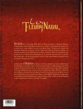Verso de Le décalogue - Les Fleury-Nadal -1- Ninon