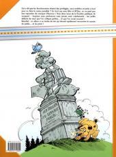 Verso de Les fonctionnaires -1- Métro, dodo, dodo...