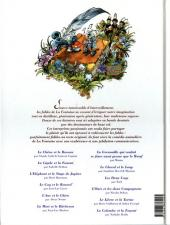 Verso de La Fontaine aux fables -2- Volume 2