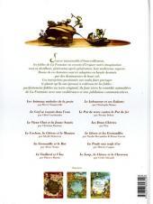 Verso de La fontaine aux fables -3- Volume 3