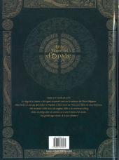 Verso de Les forêts d'Opale -4- Les Geôles de Nénuphe