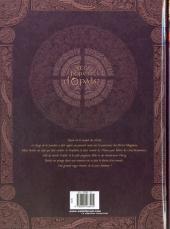 Verso de Les forêts d'Opale -5- Onze racines