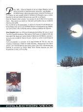 Verso de Le fou du Roy -1- Le pavillon des singes