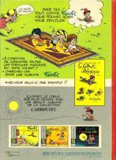 Verso de Foufi -2- Le tapis merveilleux