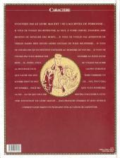 Verso de Fox (Dufaux/Charles) -1- Le Livre Maudit