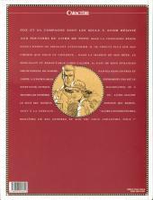 Verso de Fox (Dufaux/Charles) -3- Raïs el Djemat
