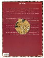 Verso de Fox (Dufaux/Charles) -4- Le Dieu Rouge