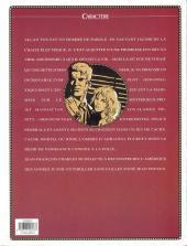 Verso de Fox (Dufaux/Charles) -7- Los alamos, trinity