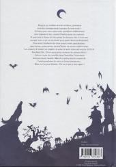 Verso de Freaks' Squeele -1- Étrange université