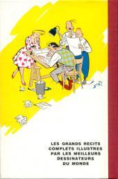 Verso de Freddy Lombard -1- Le testament de Godefroid de Bouillon