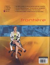 Verso de Frontière -4- Oublie tout