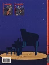 Verso de La fugitive -2- Blues