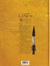 Verso de Le gardien de la Lance -5- Les Héritiers