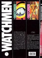 Verso de Watchmen (Les Gardiens) -4- Le hibou