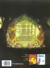 Verso de Les garnimos -2- Le vilain petit gorille