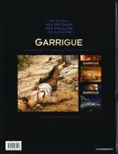 Verso de Garrigue -2- Personne n'est à l'abri d'une mauvaise rencontre...