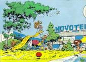 Verso de Gaston (Hors-série) -Pub- Gaston au Novotel