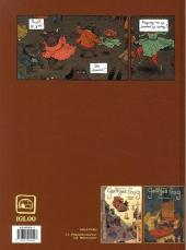 Verso de Georges Frog -3- Amateur night