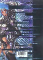 Verso de Ghost in the Shell -3- Ghost in the Shell 1.5 : Human-Error Processor