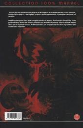 Verso de Ghost Rider (100% Marvel) -4- Johnny Blaze, de vie à trépas