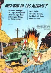 Verso de Gil Jourdan -12- Pâtée explosive
