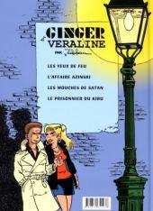 Verso de Ginger (Jidéhem) -7- Le prisonnier du Kibu