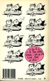Verso de Les gnanGnan -Poch- Les GnanGnan